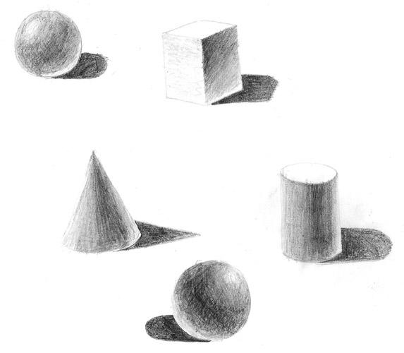 рисунки тенями: